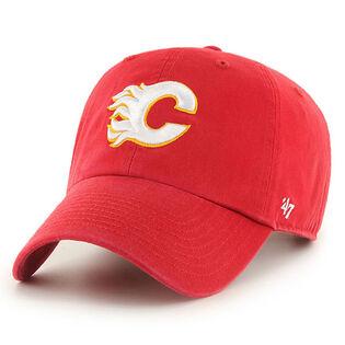 Casquette Clean Up des Flames de Calgary pour hommes