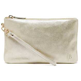 Women's Mighty Purse Smartphone Charging Bag (Gold)