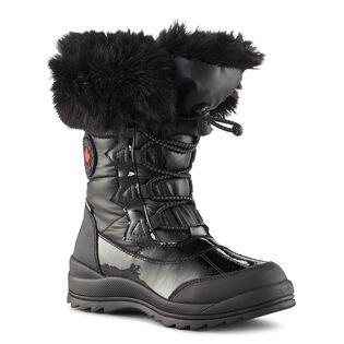 Juniors' [13-6] Cali Patent Snow Boot