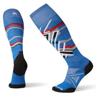 Men's PhD® Ski Medium Pattern Sock