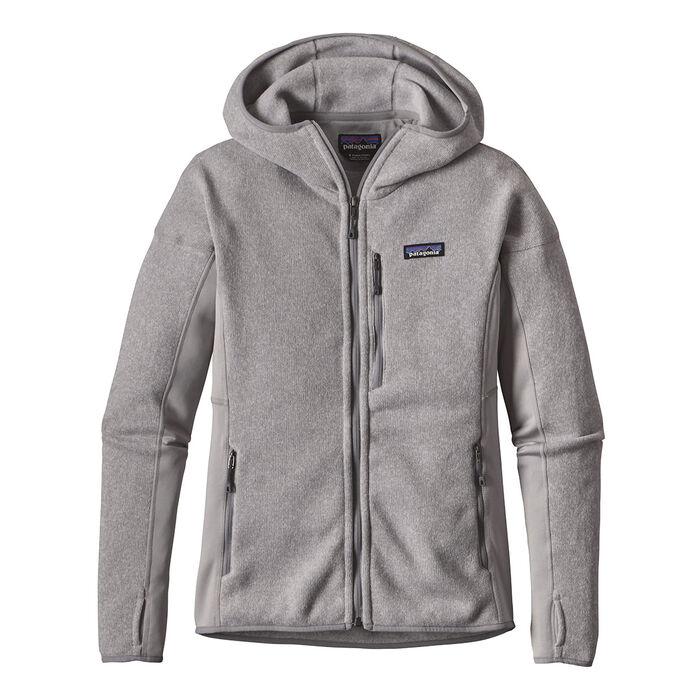 Women's Performance Better Sweater® Fleece Hoody Jacket