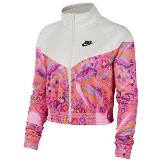 Women's Sportswear Printed Jacket