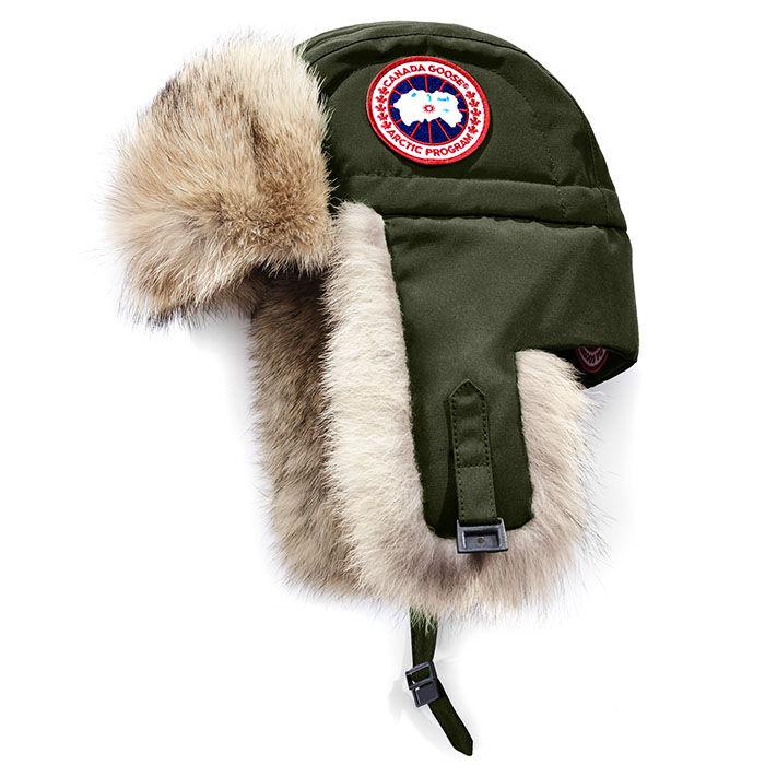 Chapeau de style aviateur unisexe