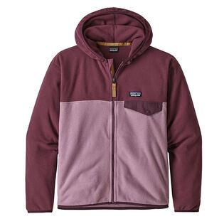 Junior Girls' [7-16] Micro D® Snap-T® Fleece Jacket