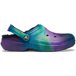 Unisex Classic Tie-Dye Lined Clog
