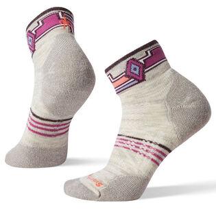 Chaussettes courtes PhD® Outdoor Pattern pour femmes