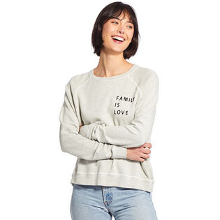 Women's The Smith Family Is Love Sweatshirt