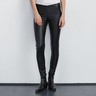 Women's Berdine Faux Leather Legging