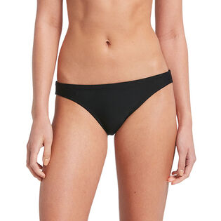 Women's Solid Bikini Bottom
