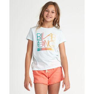 Junior Girls' [7-14] Neon Logo T-Shirt