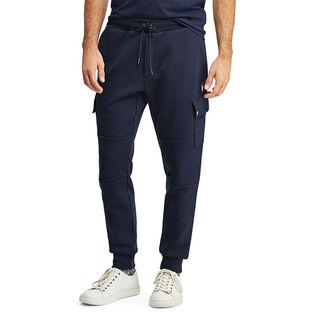 Men's Double-Knit Cargo Jogger Pant