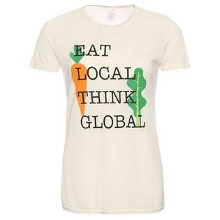 Women's Eat Local T-Shirt