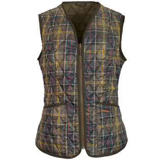 Women's Tartan Betty Vest