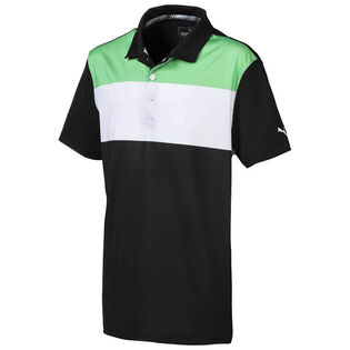 Junior Boys' [8-16] Nineties Polo