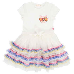 Girls' [3-6] Tulle Party Dress