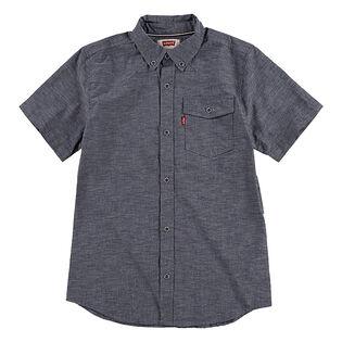 Junior Boys' [8-16] Patch Pocket Shirt
