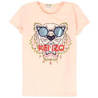Girls' [2-6] Shades Tiger T-Shirt