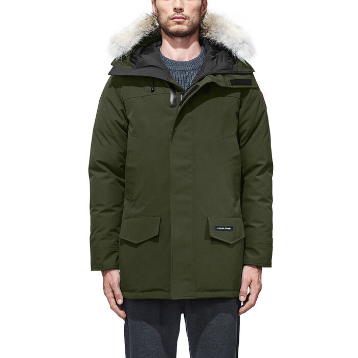 Men S Langford Parka Fusion Fit Canada Goose Sporting