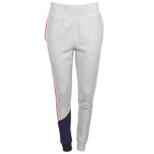 Pantalon de jogging Reverse Weave® à contraste pour femmes