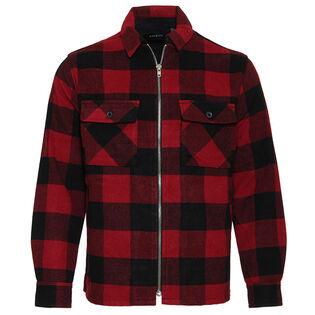 Men's Buffalo Check Jacket