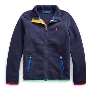 Junior Girls' [7-16] Brushed Fleece Jacket