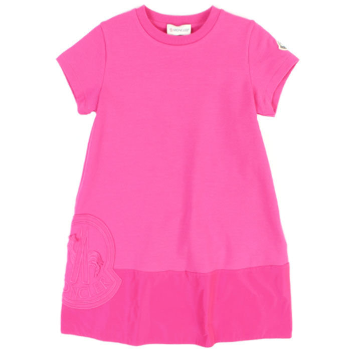 Girls' [4-6] Tonal French Terry Dress