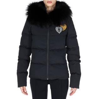 Women's Hearts Down Jacket