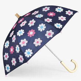 Parapluie fleuri pour enfants [2-10]