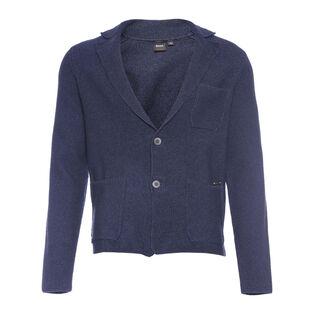 Men's Kuyaket Knit Jacket
