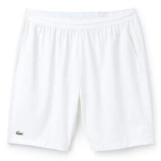 Short de tennis extensible pour hommes
