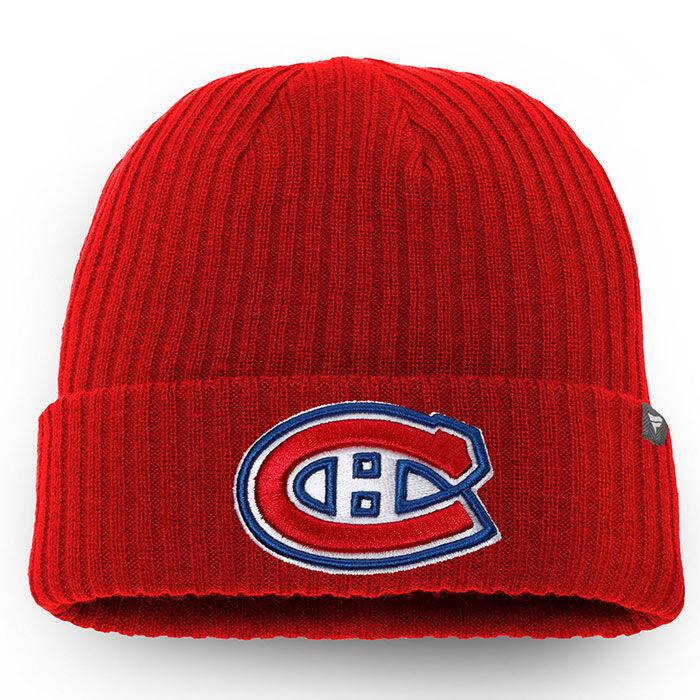 Tuque en tricot Canadiens de Montréal True Classic pour hommes