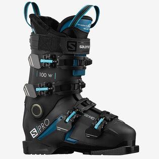 Bottes de ski S/PRO 100 W pour femmes [2020]