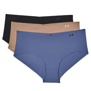 Women's Pure Stretch Hipster Underwear (3 Pack)