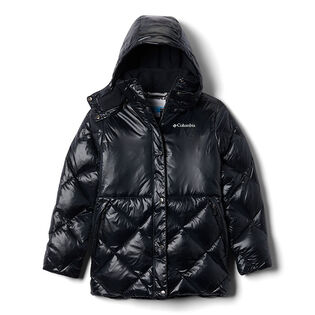 Junior Girls' [6-16] Forest Park™ Down Hooded Puffy Jacket