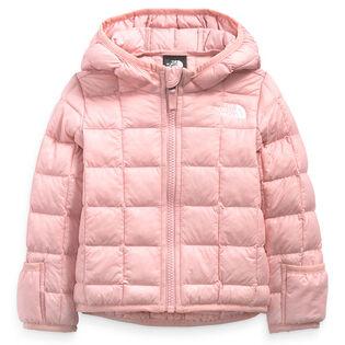 Veste à capuchon ThermoBall Eco pour bébés filles [3-24M]