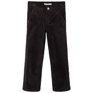 Junior Girls' [8-16] Corduroy Wide Crop Pant