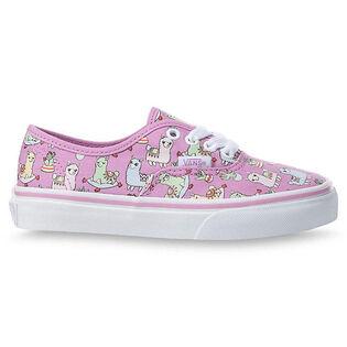 Kids' [11-3] Llamas Authentic Shoe