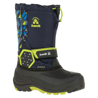 Kids' [10-3] Icetrack P Boot