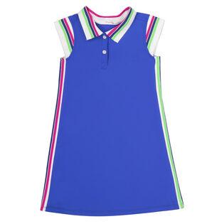 Robe polo pour fillettes [3-6]