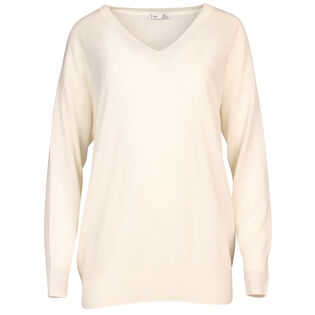 Women's Oversized Pullover Top