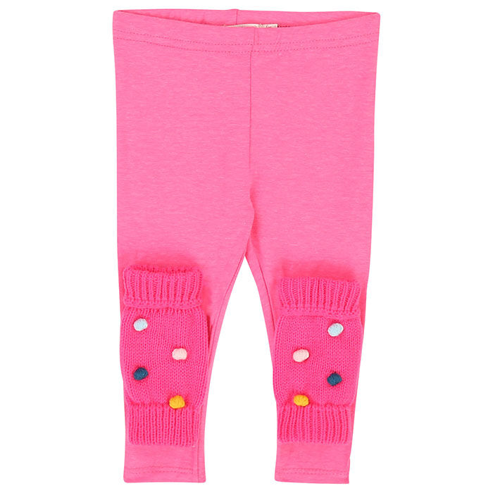 00ca37c43a61fe Baby Girls' [12-24M] Pompom Leg Warmer Legging | Sporting Life Online