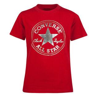Boys' [4-7] Foil Chuck Patch T-Shirt