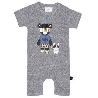 Babies' [12-18M] Bulldog Short Romper