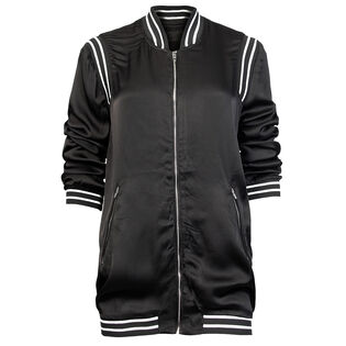 Women's Athletic Bomber Jacket
