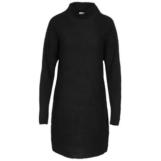 Women's Mock Neck Sweater Dress