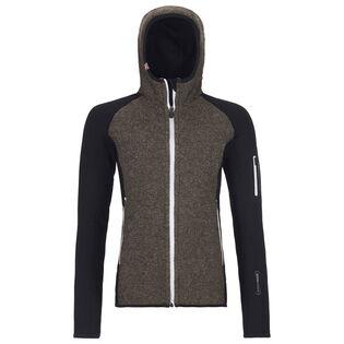 Women's Fleece Plus Classic Knit Hoody Jacket