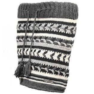 Women's Wool Pattern Skirt