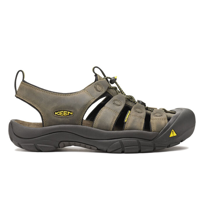 Men's Leather Newport Sandal