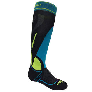 Juniors' [13-6] Racer Over-The-Calf Ski Sock
