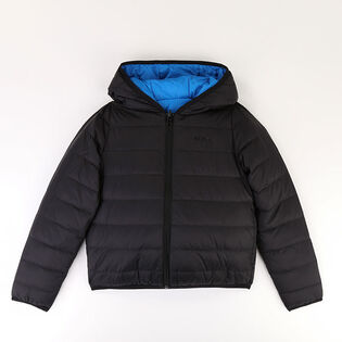 Junior Boys' [8-14] Reversible Quilted Jacket